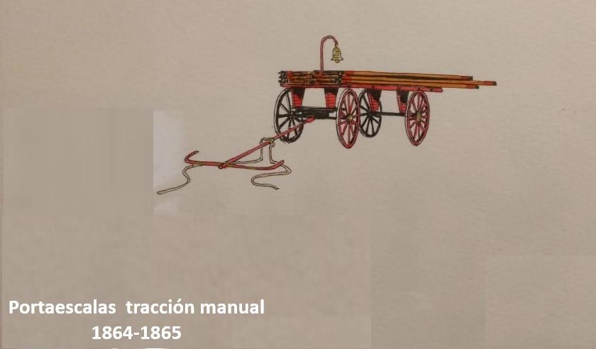 1 PORTALESCALA TRACCION MANUAL 1864 -1865