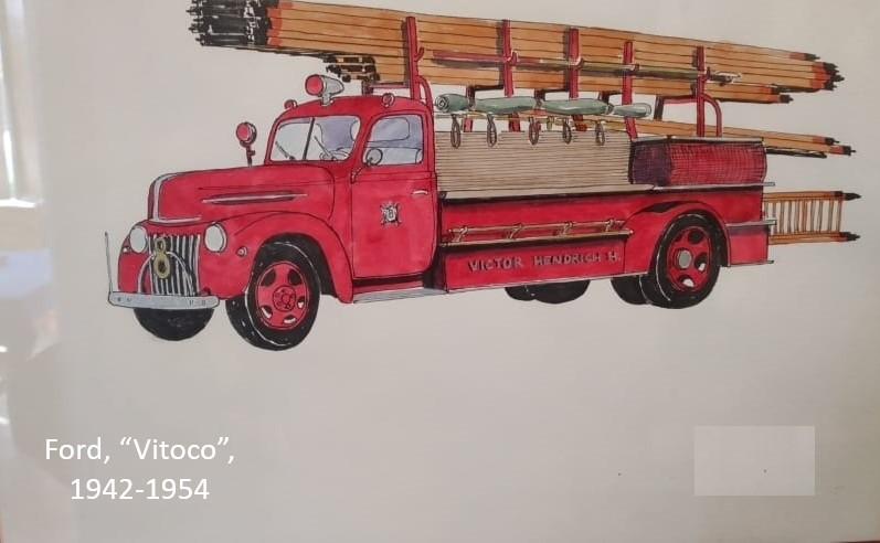 "10 Ford, ""Vitoco"", 1942-1954"