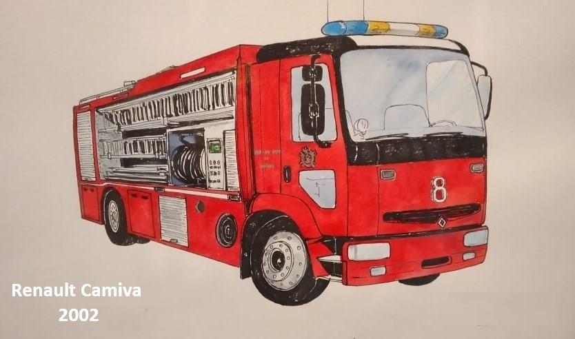 16 Renault Camiva, 2002