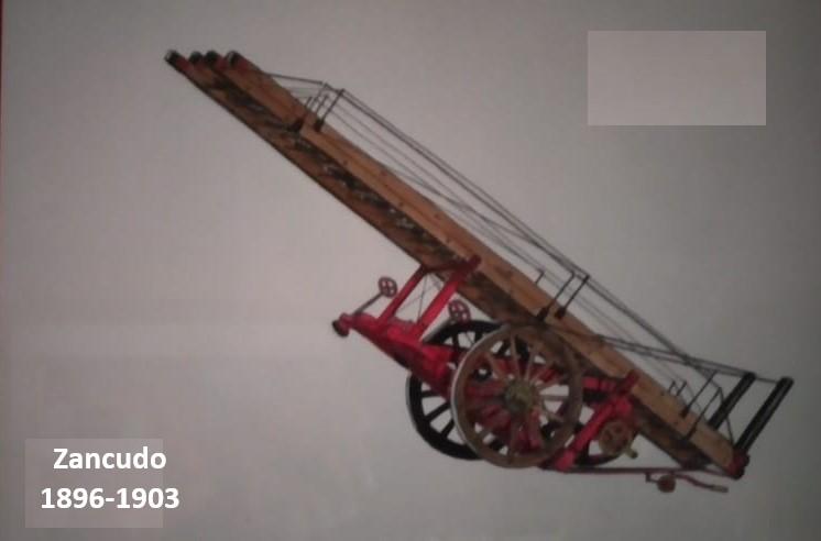 4 ZANCUDO 1896-1903